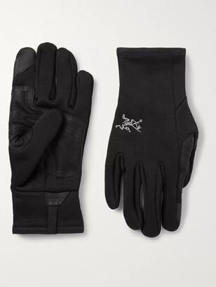 Arc'teryx Rivet Touchscreen Polartec Power Stretch Fleece Gloves