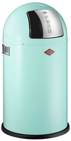 Wesco Pushboy Bin - 50L - Mint