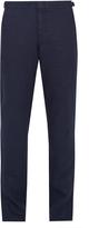 Orlebar Brown Griffon slim-leg linen trousers