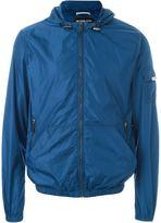 Michael Kors zipped hooded jacket