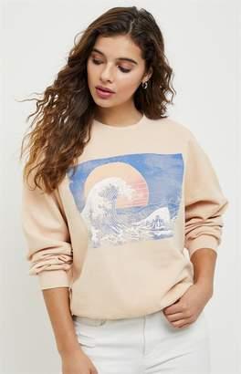 Proenza Schouler La LA Pretty Wave Sweatshirt