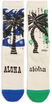 Stance Oblow Palm Crew Socks