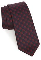 Gucci Men's Hamlet Jacquard Silk Tie