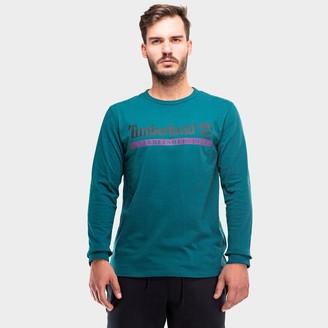 Timberland Men's Established 1973 Long-Sleeve T-Shirt