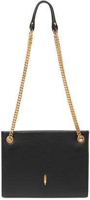 THACKER Ali Leather Crossbody Bag