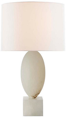 Julie Neill For Visual Comfort Versa Table Lamp - Alabaster