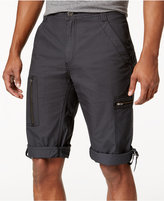 """INC International Concepts Men's 18"""" Convertible Messenger Shorts, Created for Macy's"""