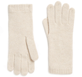 Johnstons of Elgin Swansdown Cashmere Short Cuff Gloves