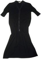 Les Petites Blue Cotton Dress for Women