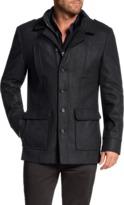 TAROCASH Saxton Melton Coat