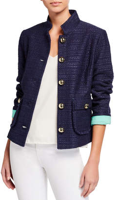 Sail to Sable Button Up Short Jacket