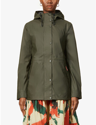 Hunter Original lightweight waterproof woven jacket