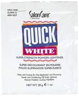 Salon Care Quick White Powder Lightener Packette