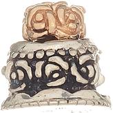 Gold Rose Wedding Cake Bead