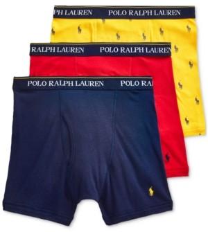 Polo Ralph Lauren Classic Fit Boxer Briefs
