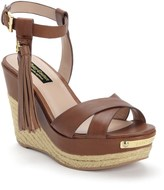Juicy Couture Simone Wedge Sandal