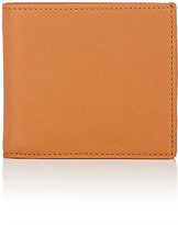 Barneys New York MEN'S MONEY CLIP BILLFOLD-TAN