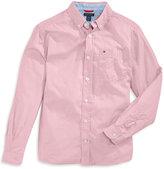 Tommy Hilfiger Little Boys' Classic Woven Shirt