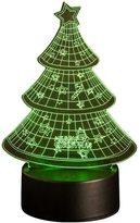 J.B. Nifty LED Christmas Tree Desk Lamp