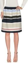 Twin-Set Knee length skirts - Item 35311782