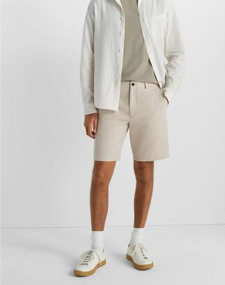 "Club Monaco Maddox Foulard Print 9"" Shorts"