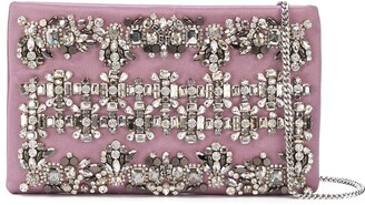 Etro Embellished Clutch Bag