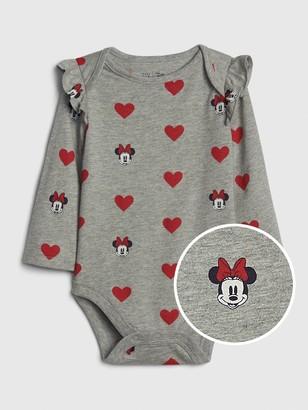 Gap babyGap | Disney Minnie Mouse Bodysuit