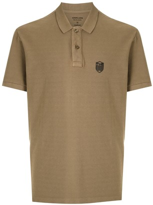 OSKLEN Short Sleeve Polo Shirt
