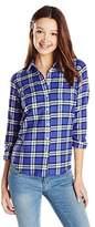 U.S. Polo Assn. Juniors Long-Sleeve Plaid Flannel Shirt