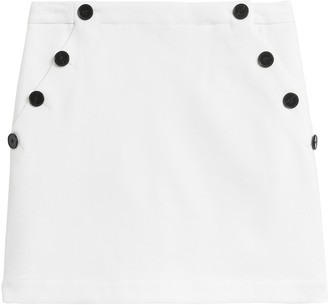 Banana Republic Sailor Mini Skirt