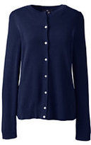 Classic Women's Plus Cashmere Cardigan Sweater-Pale Banana