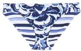 Tommy Bahama Women's Pansey Petals Hipster Bikini Bottoms