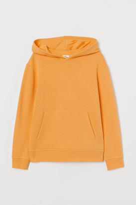 H&M Hoodie - Yellow