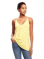 Old Navy Strappy-Keyhole Jersey Tank for Women