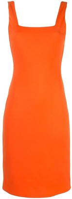 Alice + Olivia Addie fitted dress