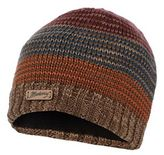 Mantaray Multi Striped Beanie Hat