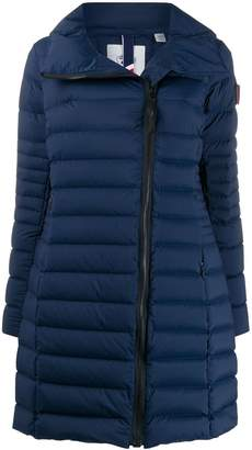 Rossignol zip-up quilted jacket