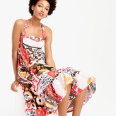 J.Crew Midi sundress in magnificent floral