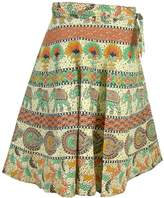 Panini Impex India Spring Summer Clothing Wrap Skirt for Women