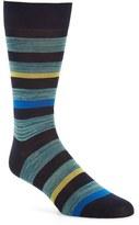 Pantherella Men's Stripe Socks