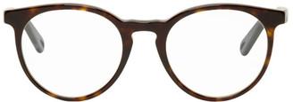 Chloé Tortoiseshell Round Glasses