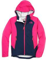 The North Face Girls' Waterproof Stretch Jacket - Big Kid