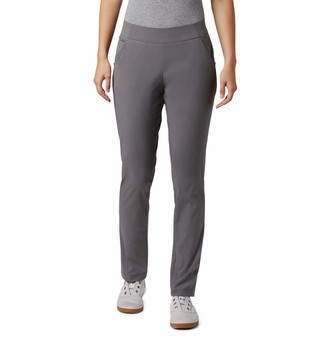 Columbia Women's Anytime Casual Pull On Pant UPF 50 Sun Protection