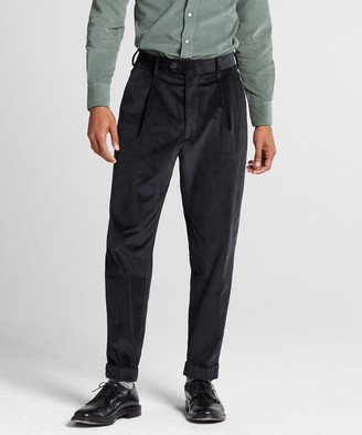 Todd Snyder Italian Pleated Cord Madison Suit Trouser