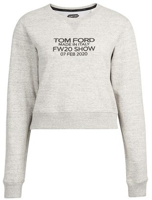 Tom Ford Cropped Sweat