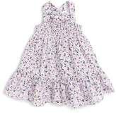 Kate Spade smocked cover-up dress (Baby Girls)