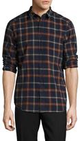 Globe Stratton Checkered Sportshirt