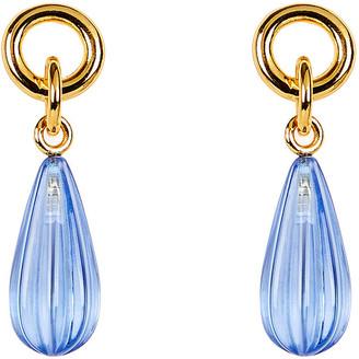 Lizzie Fortunato Link Teardrop Earrings