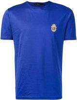 Billionaire embroidered logo T-shirt - men - Cotton - M