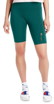 Champion High-Rise Bike Shorts